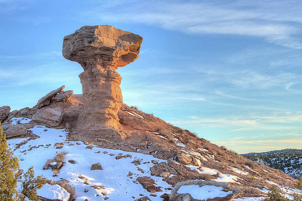 Photograph - Camel Rock by JC Findley