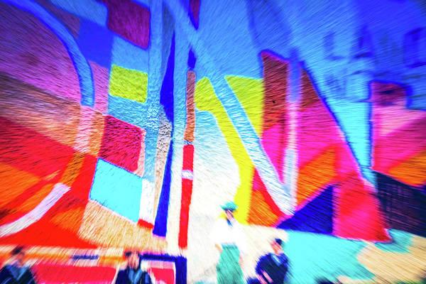 Wall Art - Photograph - Camera Movement Abstract 5 by David Ridley