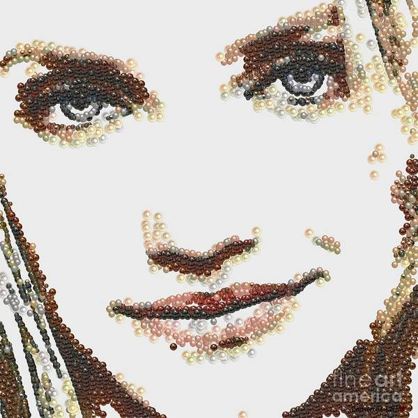 Painting - Cameron Diaz  by Catherine Lott
