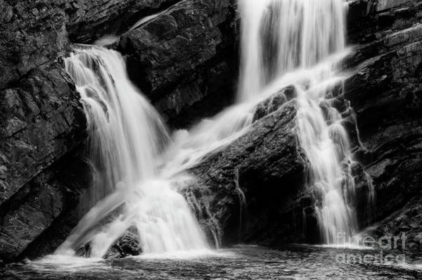 Wall Art - Photograph - Cameron Falls Waterton Lake National Park by Bob Christopher