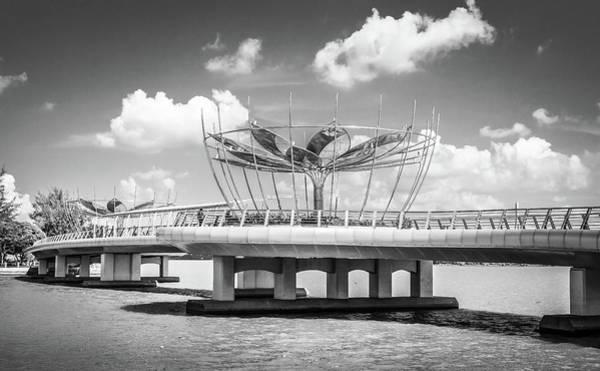 Photograph - Can Tho Bridge Vietnam by Gary Gillette