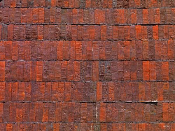 Wall Art - Photograph - Can Wall 3 by Leland D Howard