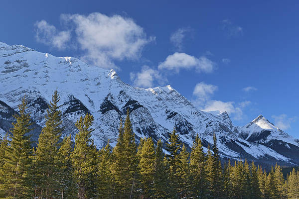 Wall Art - Photograph - Canada, Alberta, Canadian Rocky by Jaynes Gallery