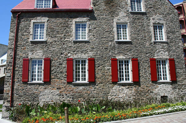 Quebec City Photograph - Canada Quebec City by Shunyufan