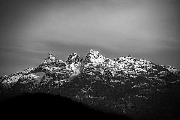 Photograph - Canadian Rockies by Eric Wiles
