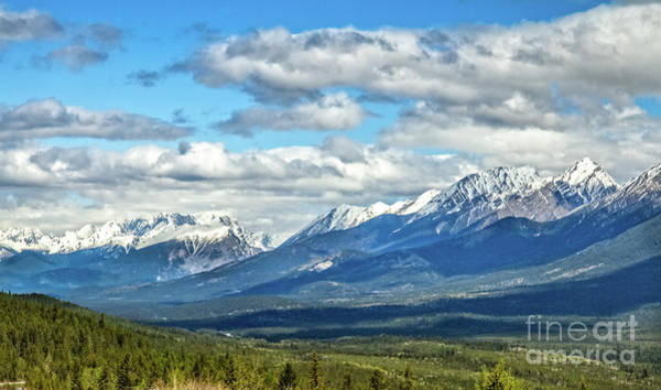 Wall Art - Photograph - Canadian Rockies by Robert Bales