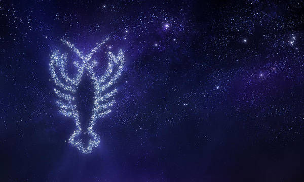 Claws Digital Art - Cancer Zodiac Sign by Da-kuk