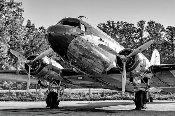 Photograph - Candler Field Express In Morning Light by Chris Buff