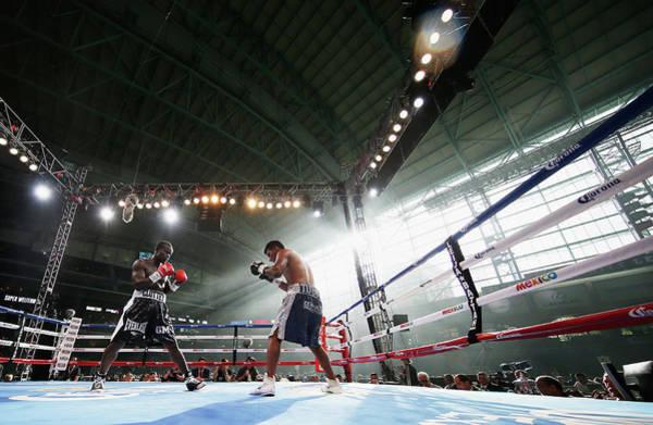 Super Sport Photograph - Canelo Alvarez V James Kirkland by Scott Halleran