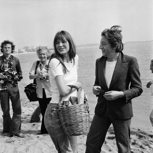 Photograph - Cannes Film Festival In 1974 by Gilbert Tourte
