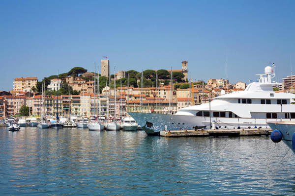 French Riviera Photograph - Cannes  France by Peter Phipp