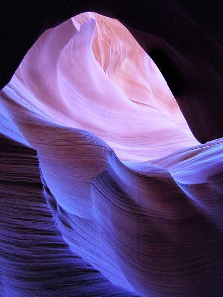 Physical Features Wall Art - Photograph - Canyon Arch by Steve Corey, San Luis Obispo, Ca.