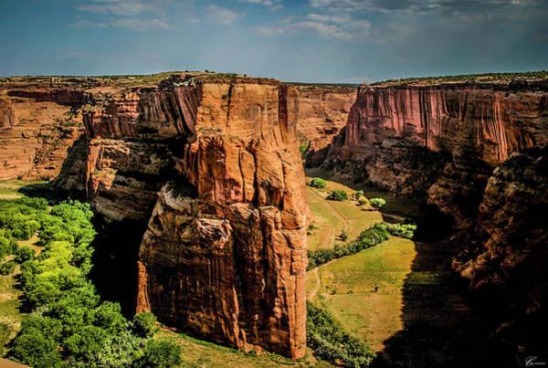 Spider Rock Photograph - Canyon De Chelly by Chiara Salvadori