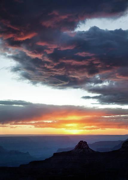 Wall Art - Photograph - Canyon Sunset by Dave Bowman
