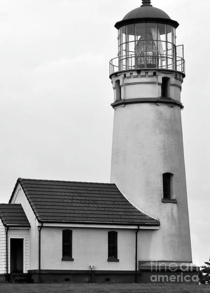 Photograph - Cape Blanco Lighthouse by Kirt Tisdale
