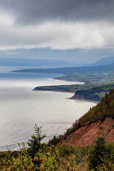 Wall Art - Photograph - Cape Breton Coastline by Photography By Deb Snelson