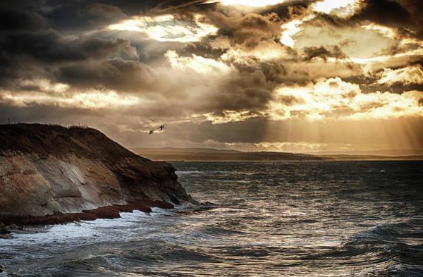 Wall Art - Photograph - Cape Breton Winter Sunset by Brad Wedgewood Photography. Www.bradwedgewoodphotography.com