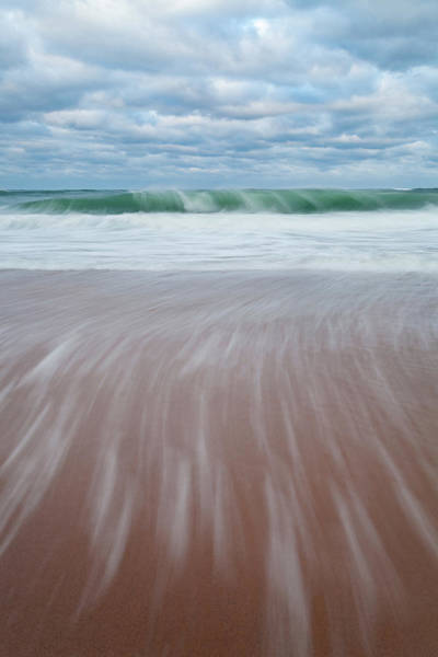 Photograph - Cape Cod Seashore by Eric Full