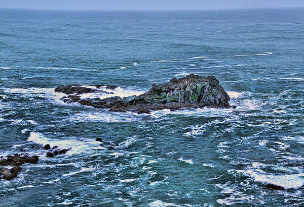 Camera Raw Photograph - Cape Foulweather Sea Hags by Brenton Cooper