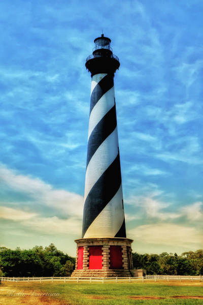 Wall Art - Photograph - Cape Hatteras by Kathi Isserman