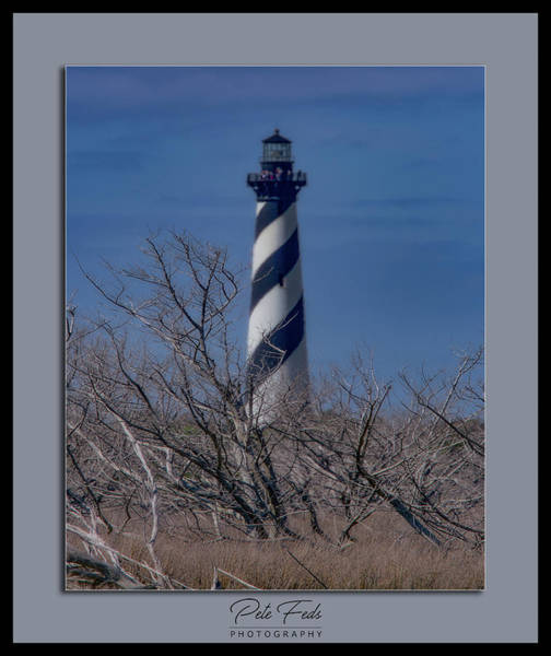 Photograph - Cape Hatteras Lighthouse by Pete Federico