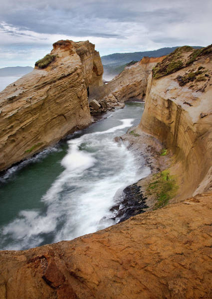 Surf City Usa Photograph - Cape Kiwanda by Laura Santos Photography