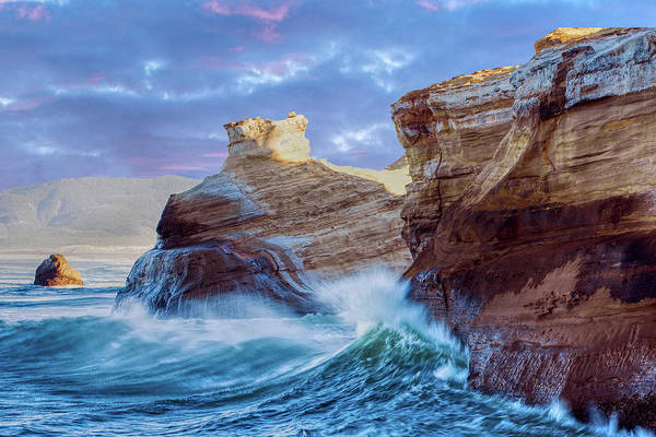 Photograph - Cape Kiwanda Oregon 062219 by Rospotte Photography