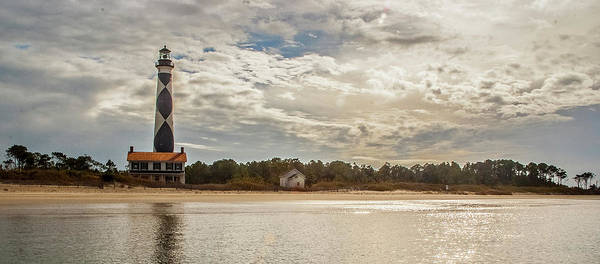 Photograph - Cape Lookout Lighthouse No. 3 by Matthew Irvin
