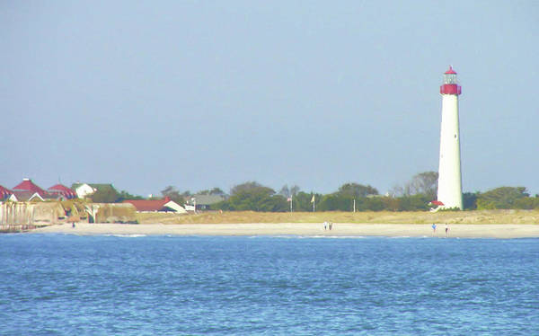 Photograph - Cape May Lighthouse by JAMART Photography