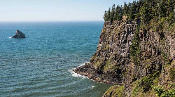 Photograph - Cape Meares View by Robert Potts