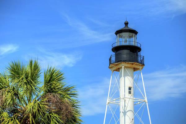 Photograph - Cape San Blas Lighthouse by JC Findley