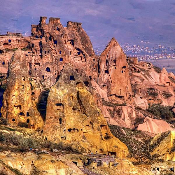 Cappadocia Photograph - Cappadocia by Quimgranell