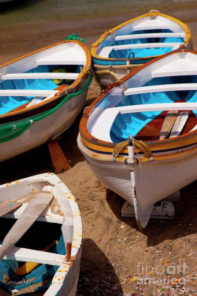 Photograph - Capri Boats by Brian Jannsen