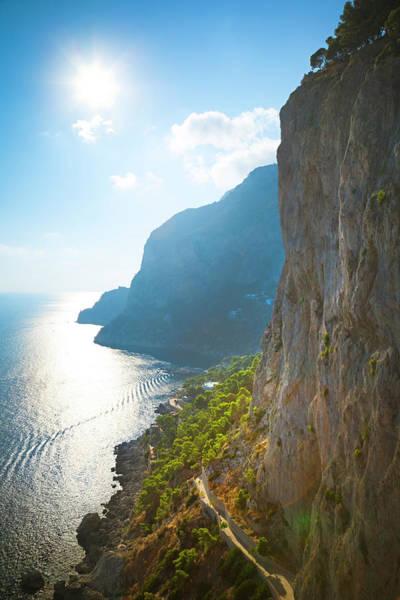 Capri Photograph - Capri by Spooh