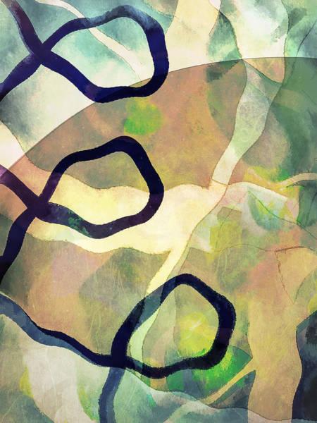 Whirl Digital Art - Caprice by Jon Woodhams