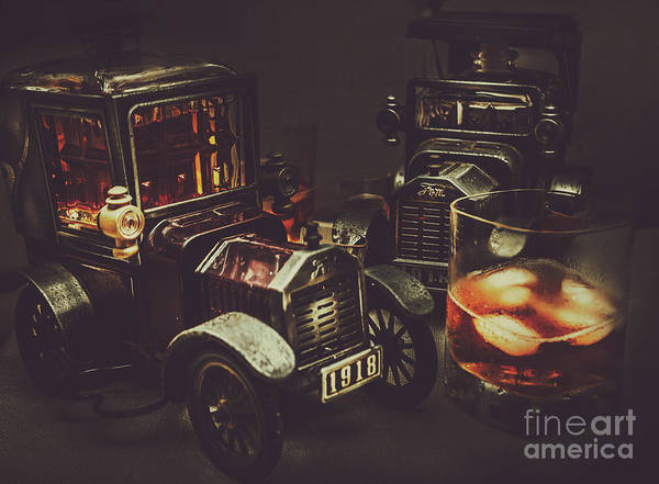 Whiskey Wall Art - Photograph - Car Club by Jorgo Photography - Wall Art Gallery