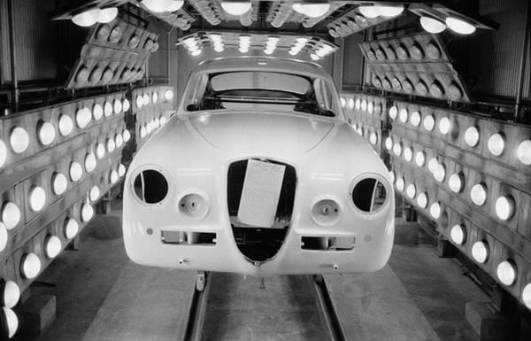 Photograph - Car Design by Thurston Hopkins