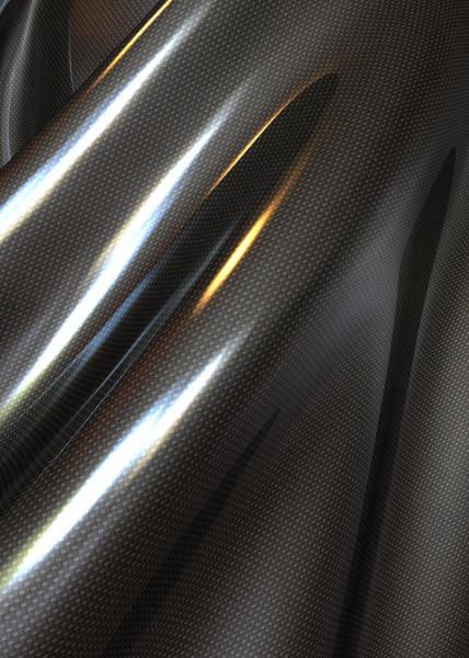 Carbon Fiber Photograph - Carbon Fiber by Dsgpro