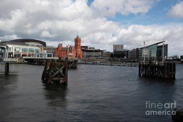 Photograph - Cardiff Bay  by Jenny Potter