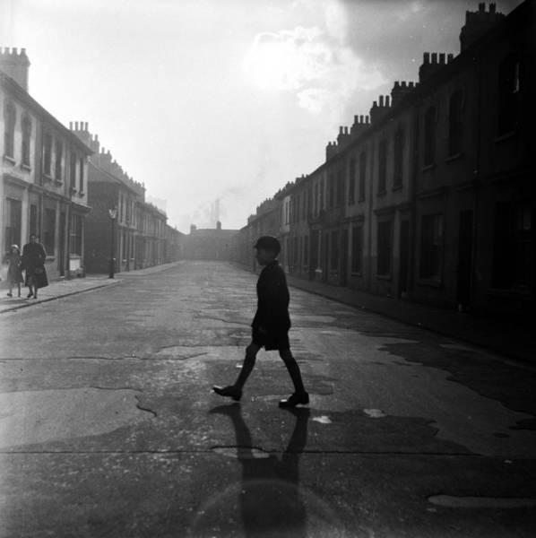 Reportage Photograph - Cardiff Street Kid by Bert Hardy