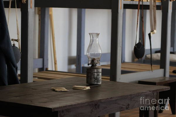 Photograph - Cards On The Table Fort Stanton New Mexico by Colleen Cornelius
