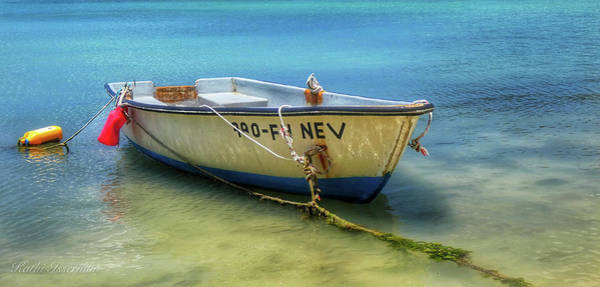Wall Art - Photograph - Caribbean Waters by Kathi Isserman