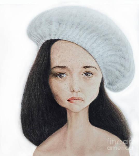 Wall Art - Digital Art - Caricature Of Actress Angela Cartwright by Jim Fitzpatrick