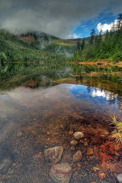 Ketchikan Photograph - Carlanna Lake by Carlos Rojas