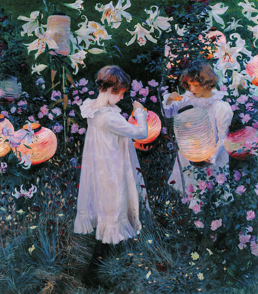 Wall Art - Painting - Carnation, Lily, Lily, Rose, 1885 by John Singer Sargent