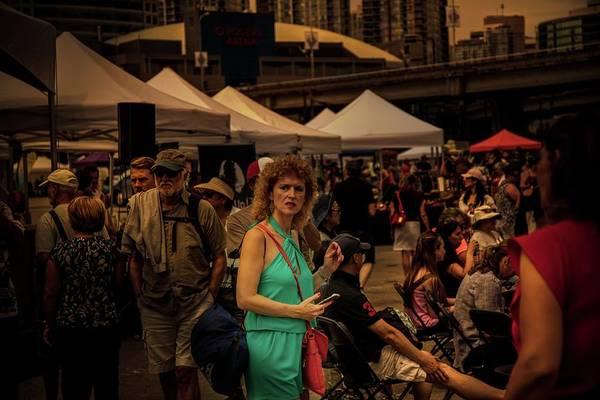 Photograph - Carnaval Del Sol No. 5 by Juan Contreras