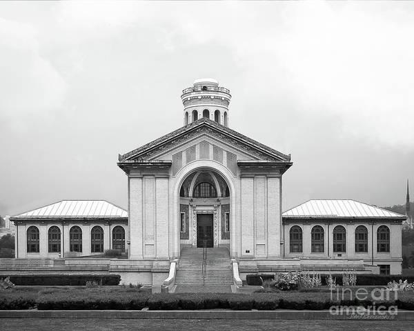 Photograph - Carnegie Mellon University Hamerschlag Hall by University Icons
