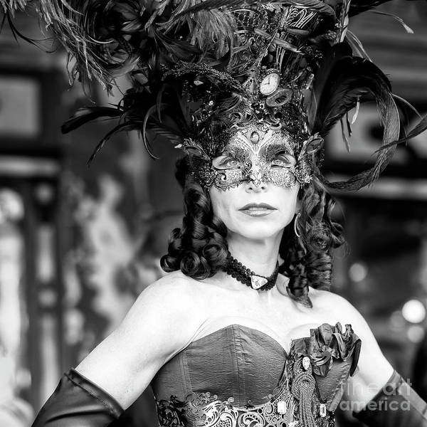 Photograph - Carnival Look Venice by John Rizzuto