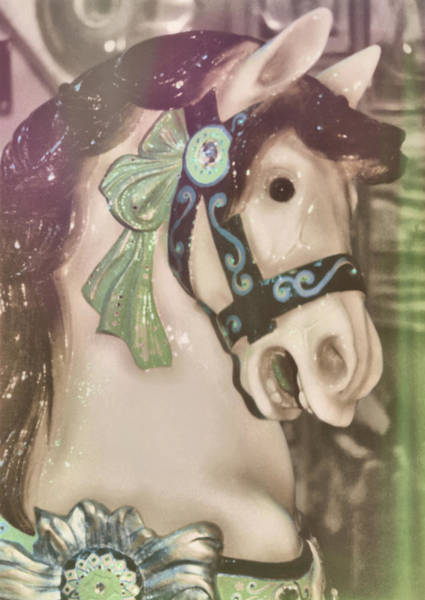 Photograph - Carousel Horse by JAMART Photography