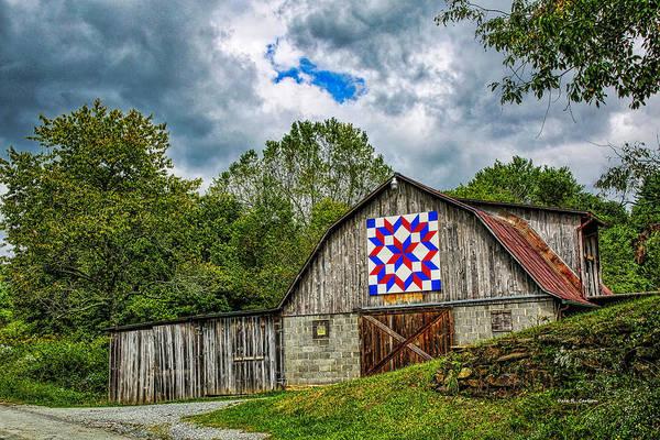 Photograph - Carpenter's Wheel North Carolina by Dale R Carlson